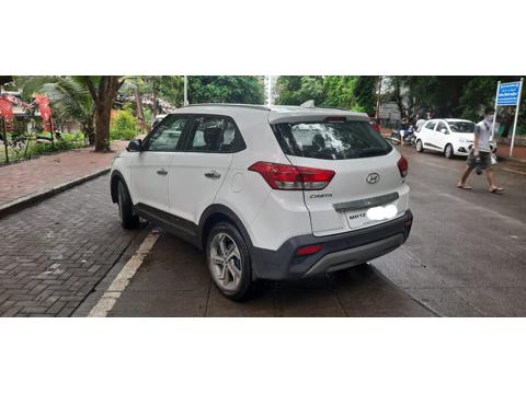 Hyundai Creta SX 1.6 AT CRDi (2018) in Pune