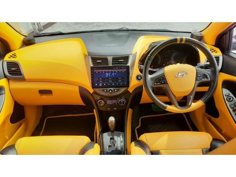 Hyundai Verna Fluidic 1.6 CRDI SX Opt AT (2014) in New Delhi