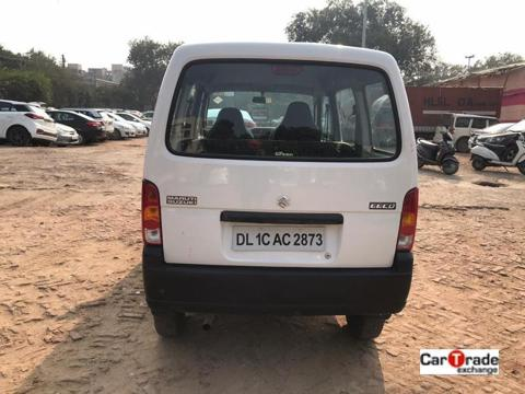 Maruti Suzuki Eeco 5 STR WITH A/C+HTR CNG (2016) in New Delhi
