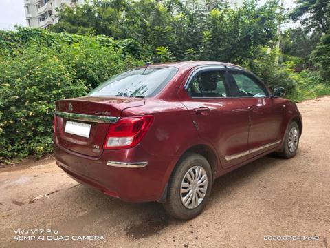 Maruti Suzuki Dzire VXI AMT (2017) in Bangalore