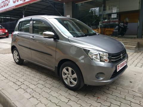 Maruti Suzuki Celerio ZXi Opt. (2017) in Bangalore