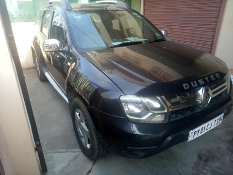 Renault Duster RxZ Diesel 110PS Option Pack with Nav (2012) in Pondicherry