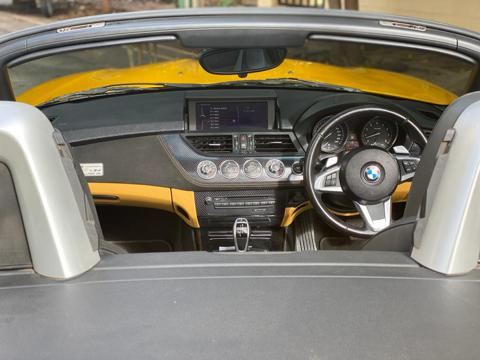 BMW Z4 Coupe 3.0si (2013) in Bangalore