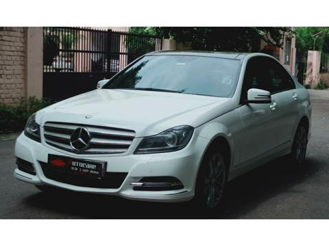 Mercedes Benz C Class 220 CDI Avantgarde (2014) in New Delhi
