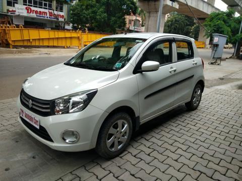 Maruti Suzuki Celerio ZXi (O) AMT (2017) in Bangalore