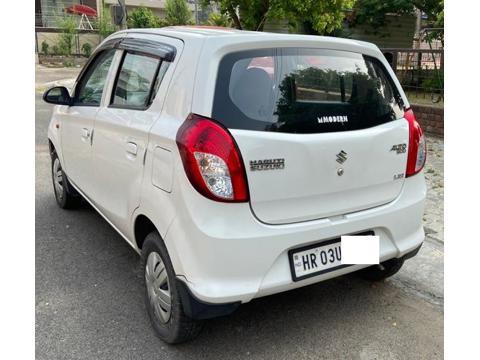 Maruti Suzuki Alto 800 LXI (2016) in Panchkula