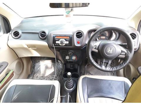 Honda Brio S MT (BLACK) (2012) in Faridabad