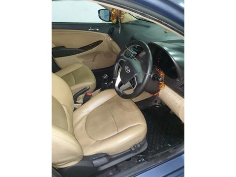 Hyundai Verna Fluidic 1.6 CRDI SX Opt (2014) in Kolkata