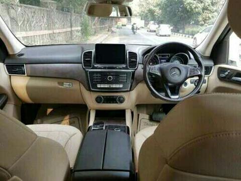 Mercedes Benz GLE 350 d (2016) in New Delhi
