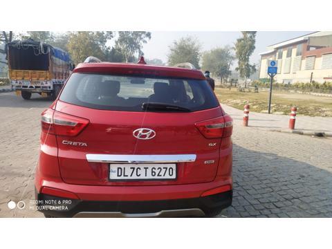 Hyundai Creta SX(O) 1.6 CRDI VGT (2015) in Faridabad
