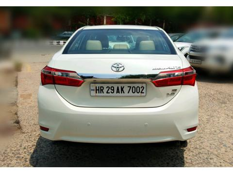 Toyota Corolla Altis D 4D G(L) (2015) in Faridabad