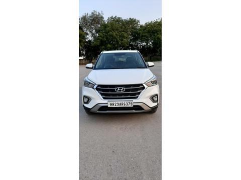Hyundai Creta SX 1.6 (O) Petrol (2018) in Faridabad