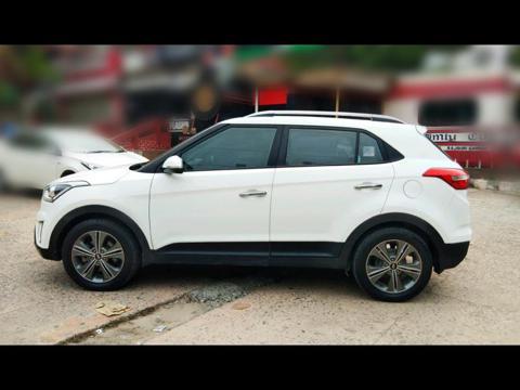 Hyundai Creta SX+ 1.6 U2 VGT CRDI AT (2017) in Faridabad