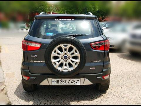Ford EcoSport 1.5 TDCi Titanium(O) MT Diesel (2016) in New Delhi