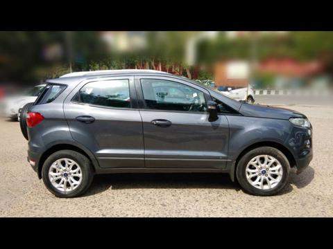 Ford EcoSport 1.5 TDCi Titanium(O) MT Diesel (2016) in Ghaziabad