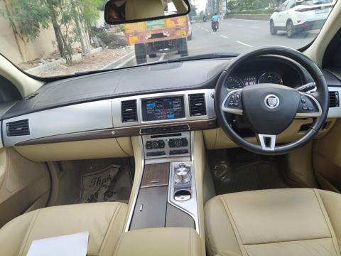 Jaguar XF Diesel Luxury 2.2 (2013) in Hyderabad