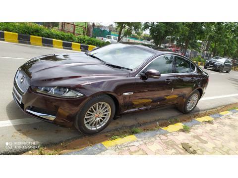 Jaguar XF 2.2 Diesel (2013) in Hyderabad