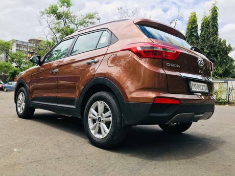 Hyundai Creta 1.6 SX Plus Petrol (2017) in Mumbai