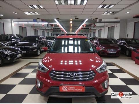 Hyundai Creta 1.6 SX Plus Petrol (2016) in Tumkur