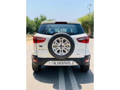 Ford EcoSport 1.5 TDCi Ambiente (MT) Diesel (2017) in New Delhi