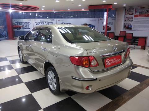 Toyota Corolla Altis 1.8G (2010) in Bangalore