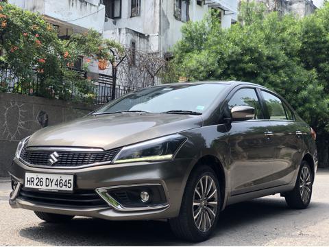 Maruti Suzuki Ciaz Alpha 1.3 Hybrid (2019) in Gurgaon