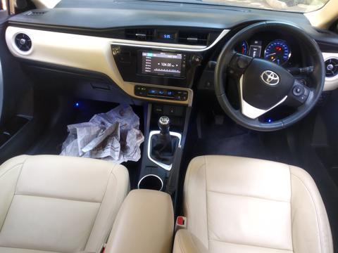 Toyota Corolla Altis 1.8G (2017) in Bangalore