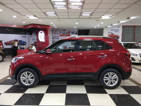 Hyundai Creta 1.6 SX Plus Petrol (2017) in Mangalore