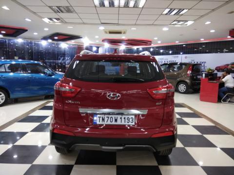 Hyundai Creta 1.6 SX Plus Petrol (2017) in Tumkur