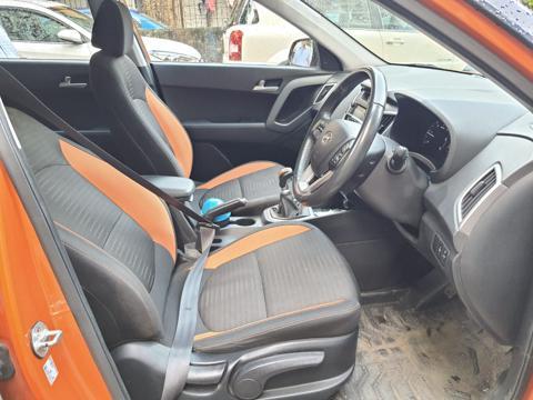 Hyundai Creta SX 1.6 Dual Tone Diesel (2018) in Mumbai
