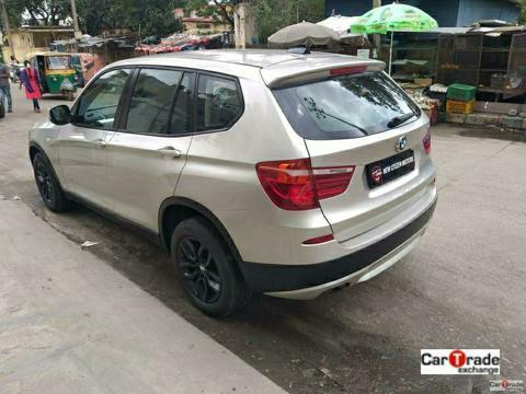BMW X3 2011 xDrive20d (2013) in Bangalore