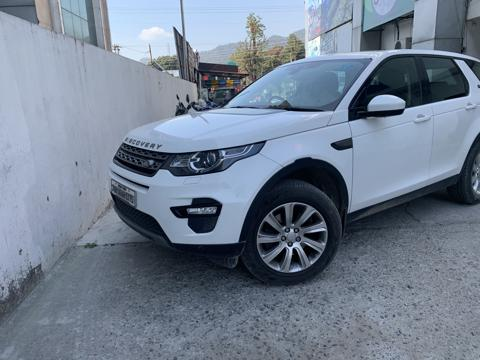 Land Rover Discovery Sport SE 7-Seater (2015) in New Delhi
