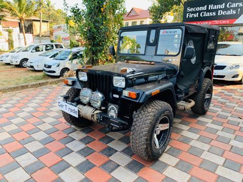 Mahindra Jeep Classic (2000) in Pathanamthitta