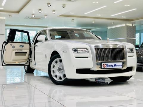 Rolls Royce Ghost 6.5 (2011) in Mumbai