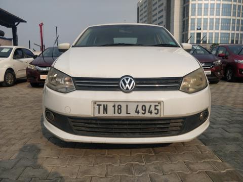 Volkswagen Vento Highline Diesel