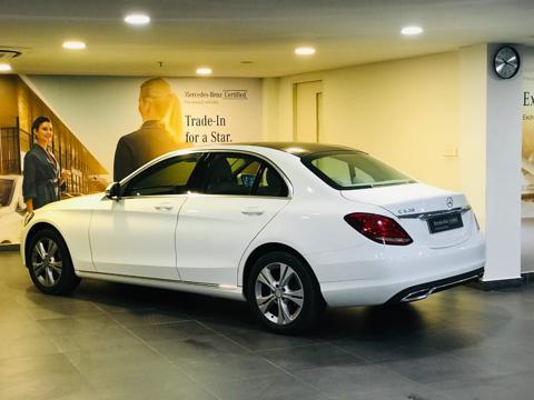 Mercedes Benz C Class C 200 Avantgarde (2016) in Pathanamthitta