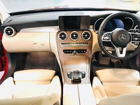 Mercedes Benz C Class C 220 CDI Style (2019) in Pathanamthitta