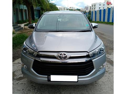 Toyota Innova Crysta 2.8 ZX AT 7 Str (2016) in Pune
