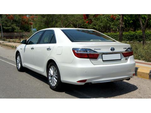 Toyota Camry 2.5L Automatic (2018) in Kanpur