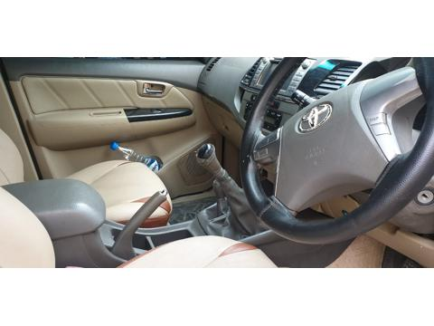 Toyota Fortuner 4x4 MT Limited Edition
