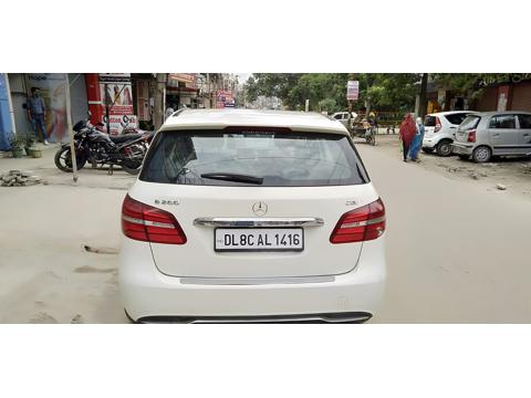 Mercedes Benz B Class B 200 Sport CDI (2015) in New Delhi