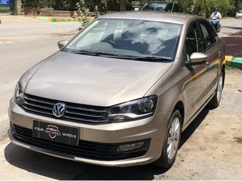 Volkswagen Vento 1.5 TDI Highline MT