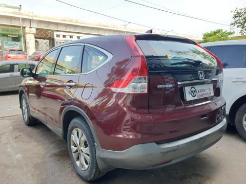 Honda CR V 2.4L 2WD AT (2013) in Kolkata