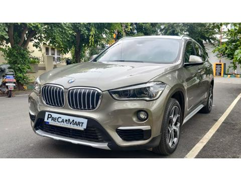 BMW X1 sDrive20d xLine (2017) in Bangalore