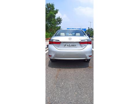 Toyota Corolla Altis 1.8G(CVT) (2017) in Ghaziabad