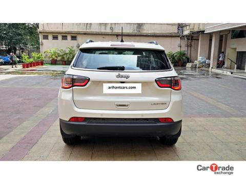 Jeep Compass Limited 2.0 Diesel (2017) in Mumbai