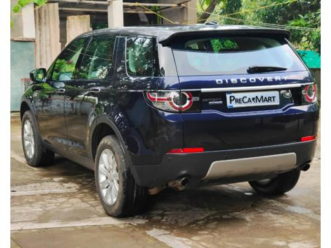 Land Rover Discovery Sport HSE (2017) in Bangalore