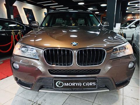 BMW X3 2011 xDrive30d (2013) in Mumbai
