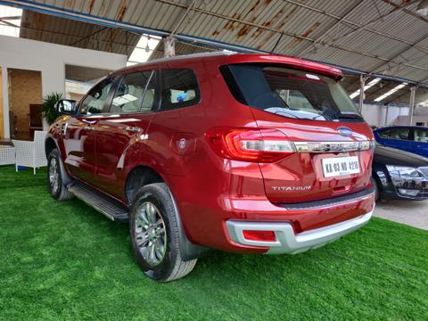 Ford Endeavour Titanium 3.2 4x4 AT (2018) in Bangalore