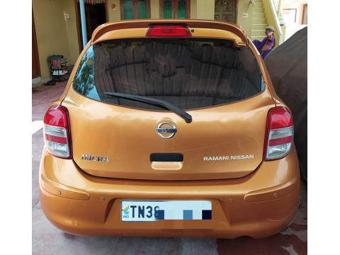 Nissan Micra XL Petrol (2010) in Coimbatore